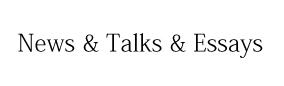 News & talk & essay