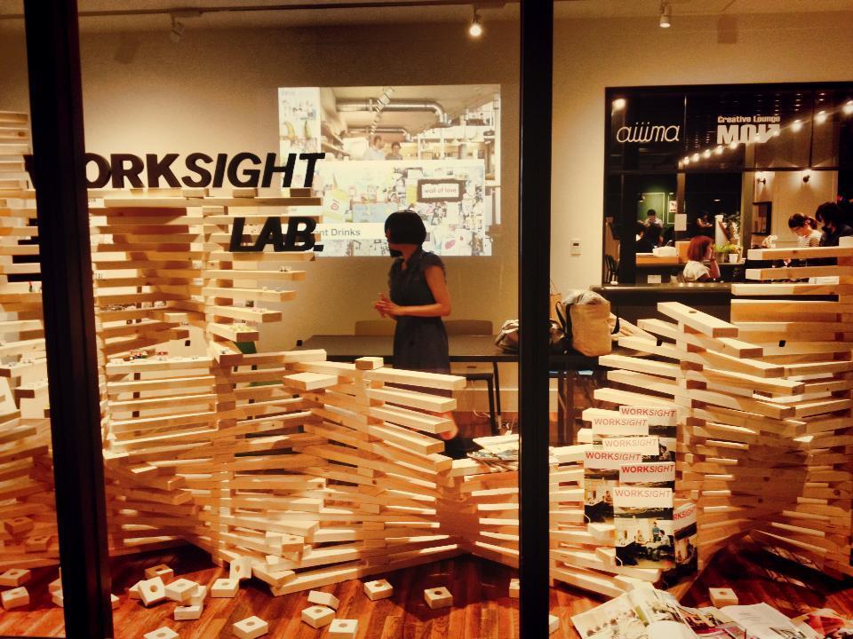 WORKSIGHT LAB. @aiiima, Display Design