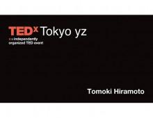 TEDxTokyo yz